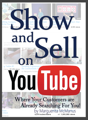 Show and Sell on YouTube